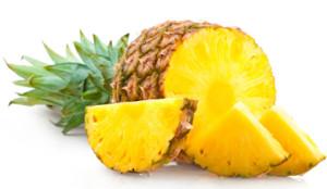 Ananas - królewski owoc