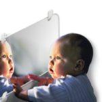 Ćwiczenia wspomagające rozwój dziecka - Lustereczko